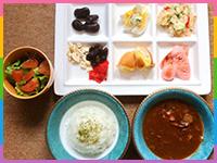 Lunch(昼食)